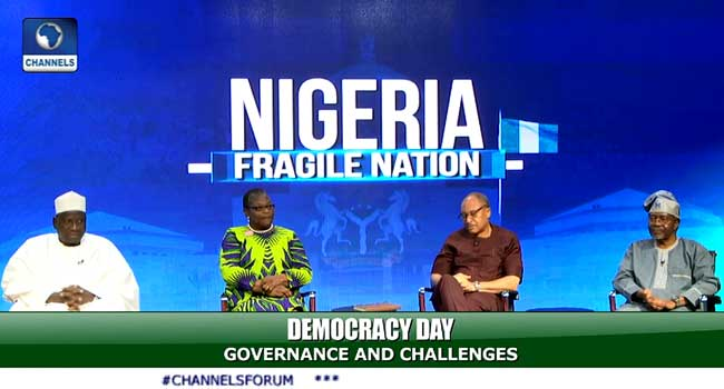 VIDEO: Policymakers, Opinion Leaders, Experts Discuss Nigeria's Challenges On Channels Forum
