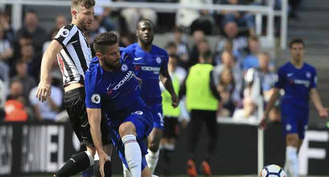 Chelsea Miss Champions League After Loss At Newcastle