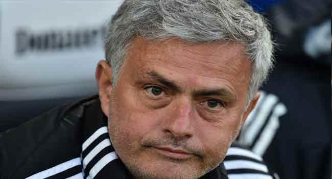 Mourinho 'Very Positive' Of Ferguson's Recovery