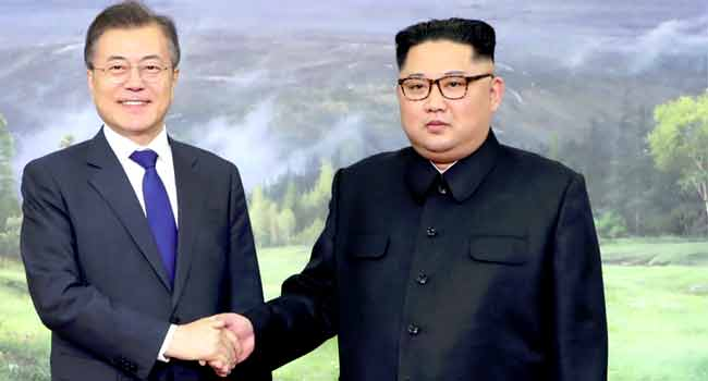 North, South Korea To Hold Third Summit In September