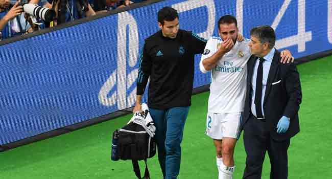 Carvajal Faces Two Months On Sidelines With Knee Injury