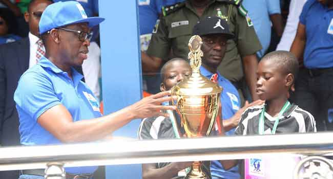 Obukohwo Demonstration Win Delta State Headmasters' Cup