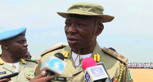 Peace Corps Bill Is Alive, Says Dickson Akoh