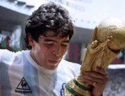 Maradona Joins Belarus's Brest As Chairman