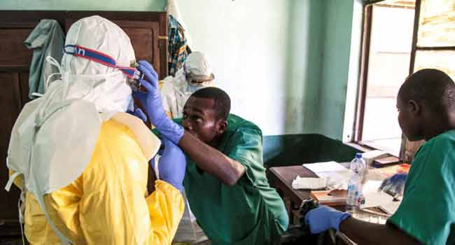 Authorities Detect Five New Ebola Cases In DR Congo