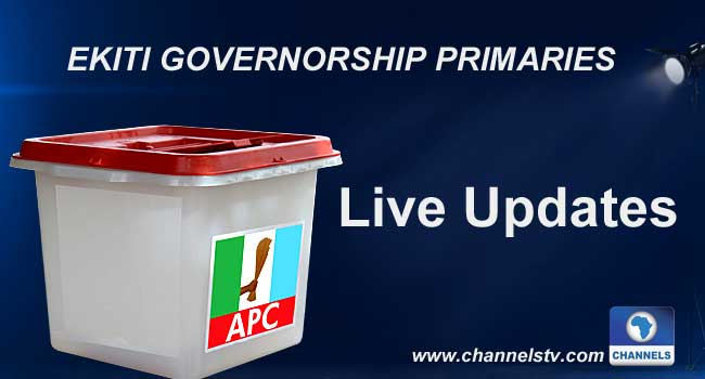 Ekiti APC governorship primaries suspended indefinitely