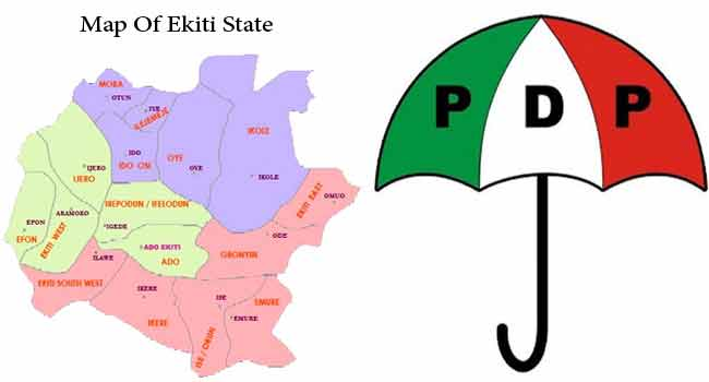 PDP Lauds Peaceful Ekiti Primary Election