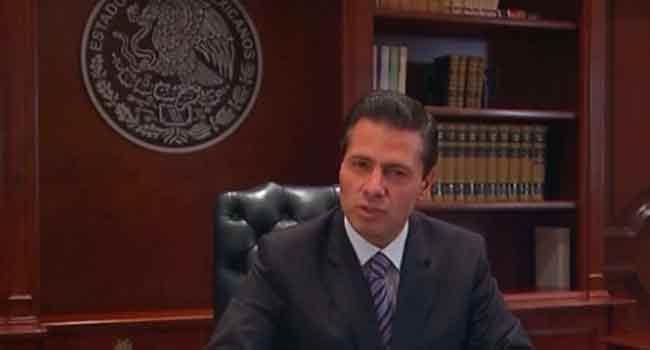 Mexico Rebukes Trump For Calling Migrants 'Animals'