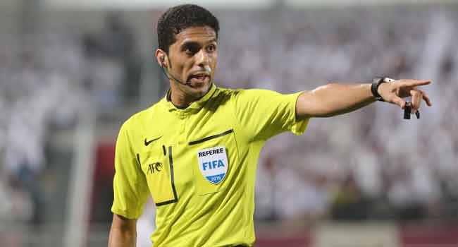 Saudis Ban World Cup Referee For Life Over Bribery