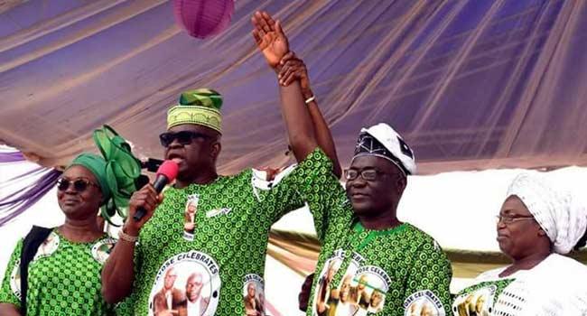 Fayose's Deputy Wins Ekiti PDP Governorship Primary Election