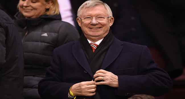 Man Utd Confirm Alex Ferguson Out Of Intensive Care