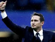 Last-Gasp Goal Gives Lampard Winning Start With Derby