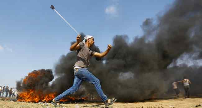 Palestinian Wounded In Gaza Border Protests Dies