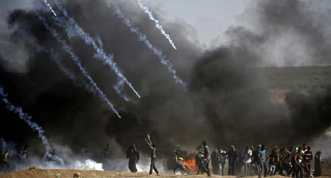 Palestinians Wounded In Gaza Protests Die