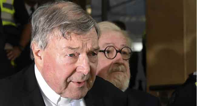 Archbishop Stands By Disgraced Pell After Losing Sex-Case Appeal