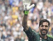 Buffon Bids TearfulFarewell To JuventusAfter 17 Years