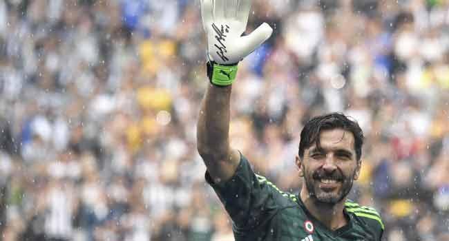 Parma Re-Sign Buffon 20 Years After He Left The Club For Juventus