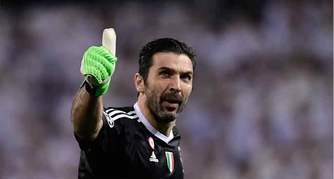 Italy Great, Buffon To End 17-Year Juventus Career