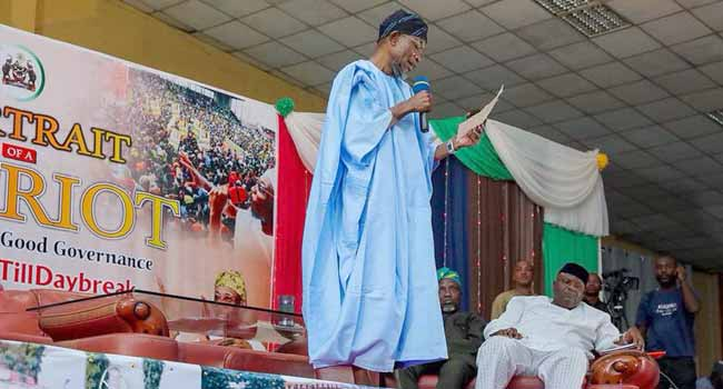 Osun Govt Committed To Airport Project, Despite Failure Of Concession Arrangement – Aregbesola