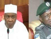 Hold IGP Responsible If Anything Untoward Happens To My Family And I, Says Saraki