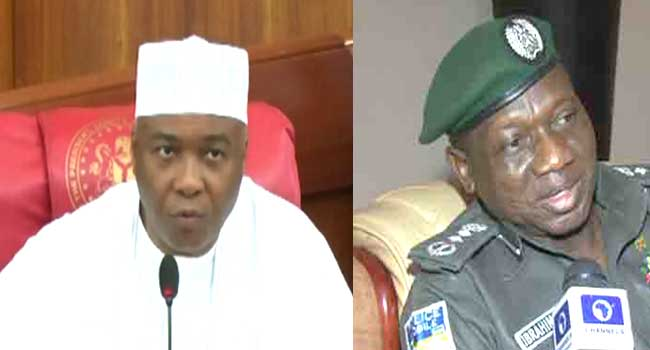 Police Reply Senate Again, Fault Lawmakers' Motive For Inviting IGP