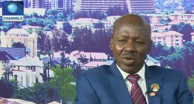 Magu Charges Nigerians To Take Ownership In Corruption War
