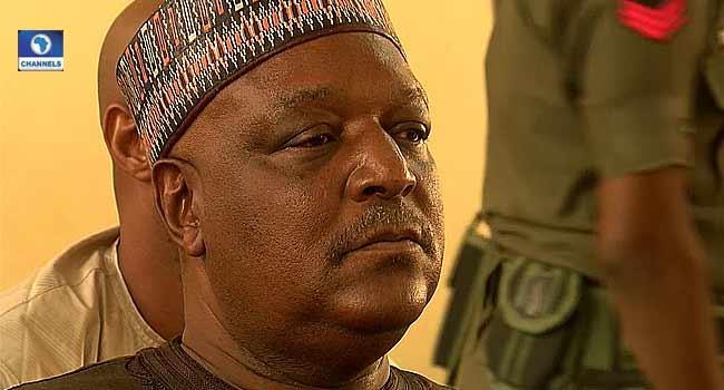 Court Denies Ex-Taraba Governor Nyame Bail