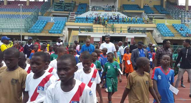 Baptist, X-Planter In Quarter-Finals As Yobo Makes Surprise Visit