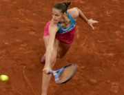 Pliskova Smashes Umpire's Chair After Loss At Italian Open