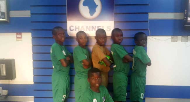 Kwara Team, Three Others Visit Channels TV HQ