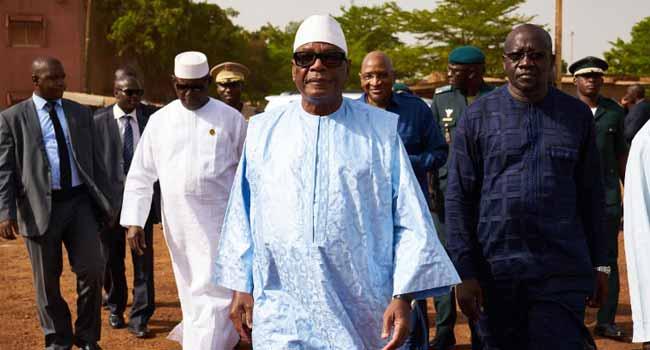 73-year-old Malian President Seeks Re-election