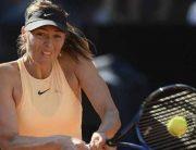 Sharapova Wins Rome Epic As Nadal Makes Semis