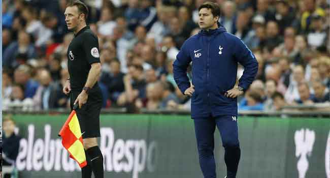Disappointed Pochettino Vows To Repay Spurs Fans' Patience With Wins