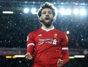 Liverpool'sSalah SetsNew Premier League Goal Record