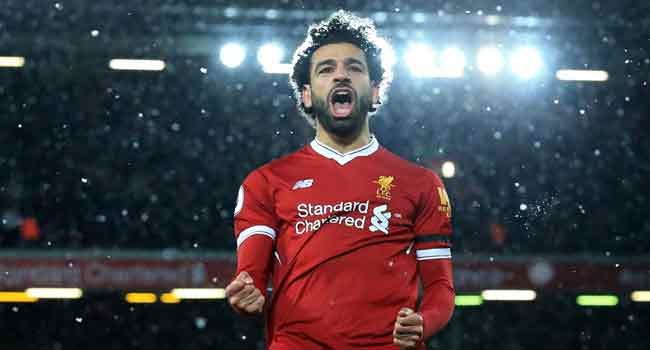 Mohamed Salah Retains African Player Of The Year Award