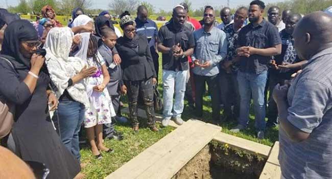 Nollywood Actress, Omoge Campus, Buried In Canada