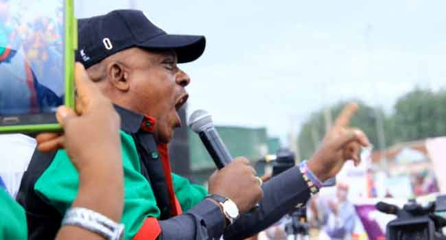 Secondus Accuses EFCC Of Bias, Harassing PDP States