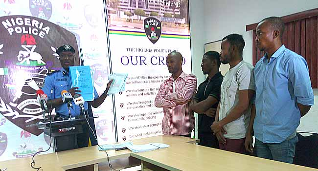 Imo APC Congress: Police Arrest Four Suspects With Stolen Election Materials