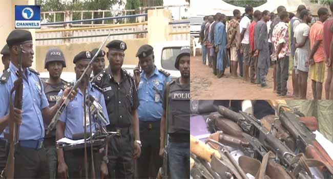 Police Kill 18 Suspected Armed Bandits, Arrest 56 In Kaduna, Zamfara
