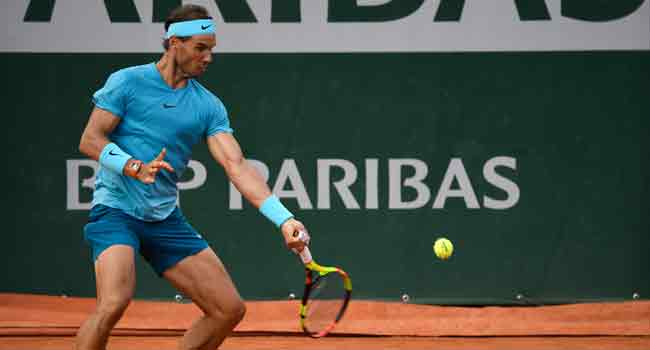 Nadal Leads Toronto Field With Murray Missing