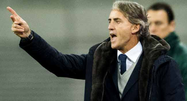 Mancini 'Relieved' With Italy's Euro 2020 Draw