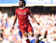 Salah Fires Liverpool Into Champions League At Chelsea's Expense