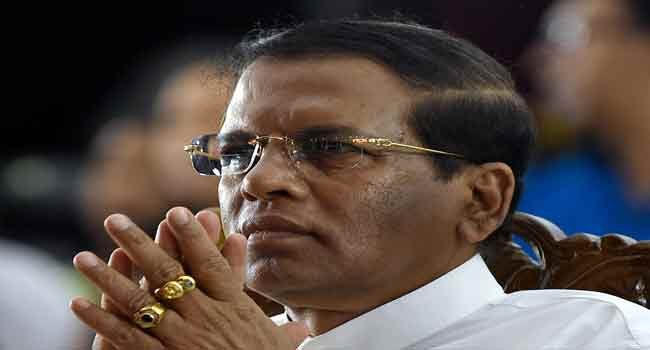 Sri Lanka President Sacks Parliament After Power Struggle