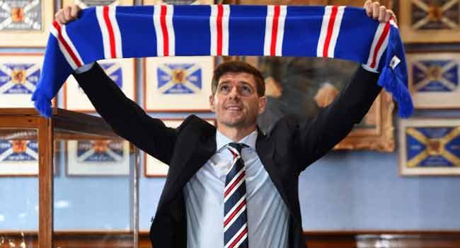 Steven Gerrard Unveiled As New Rangers Boss
