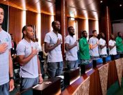 Super Eagles Jersey Causes Twitter Storm