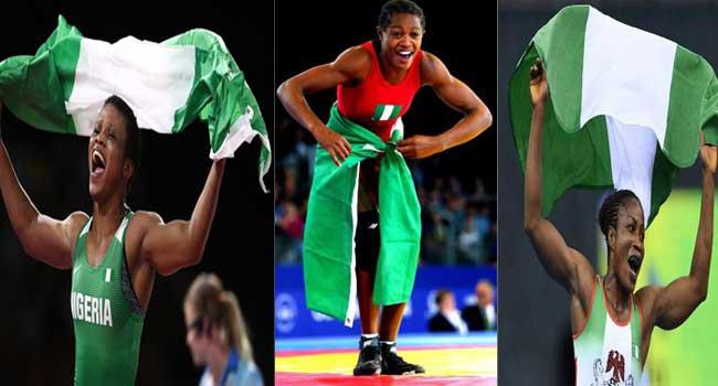 Team Nigeria Prepares For U.S. Streets Invitational Wrestling