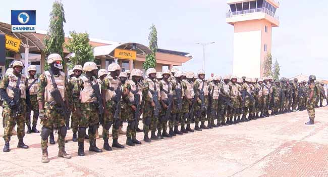 Killings: Nigerian Air Force Deploys Special Forces To Taraba