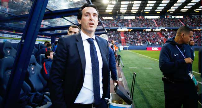 Confidence Key For Arsenal To Make Champions League, Says Emery