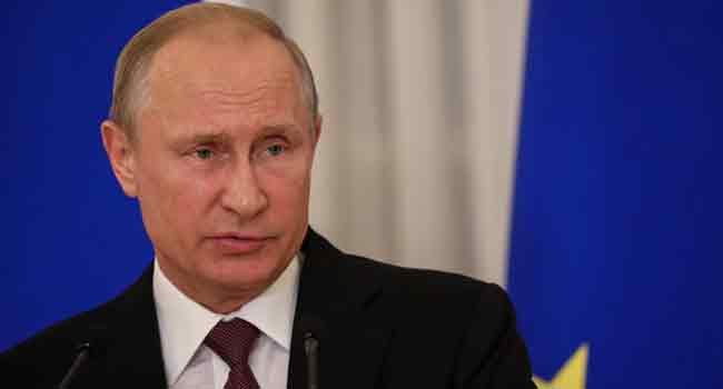 Putin 'Ultimately' Responsible For Spy Poisoning, UK Claims