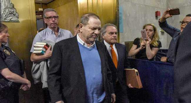 Weinstein Arraigned In New York For Rape, Criminal Sex